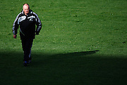 Coach Graham Henry, All Blacks training session, Eden Park, Auckland. 14 July 2009. Photo: Andrew Cornaga/PHOTOSPORT