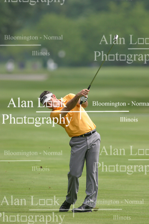 28 June 2005<br /> <br /> Mark Wilson<br /> <br /> Tuesday practice session at the 2005 Cialis Western Open. Dubsdread, Cog Hill Golf Course, Lemont, IL