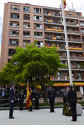 May 27, 2018 - Logrono, La Rioja, Spain - King Felipe VI of Spain attended the Armed Forces Day Homage on May 26, 2018 in Logrono, La Rioja, Spain (Credit Image: © Jack Abuin via ZUMA Wire)