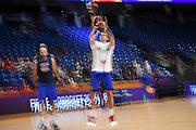 Andrea Cinciarini<br /> Nazionale Italiana Maschile Senior<br /> Eurobasket 2017 - Group Phase<br /> Lituania Italia Lithuania Italy<br /> FIP 2017<br /> Tel Aviv, 03/09/2017<br /> Foto M.Ceretti / Ciamillo - Castoria