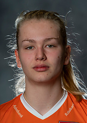 14-05-2019 NED: Photoshoot national volleyball team Women, Arnhem<br /> Annick Meijers of Netherlands