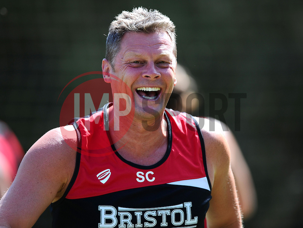 Bristol City manager, Steve Cotterill  - Photo mandatory by-line: Joe Meredith/JMP - Mobile: 07966 386802 - 17/07/2015 - SPORT - Football - Albufeira -  - Pre-Season Training