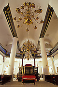 Mikve Israel-Emanuel Synagogue - the oldest synagogue building in continuous use in the western hemisphere;. Punda district, Willemstad, Curacao, Netherlands Antilles.