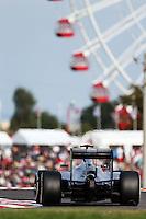 Nico Rosberg (GER) Mercedes AMG F1 W05.<br /> Japanese Grand Prix, Saturday 4th October 2014. Suzuka, Japan.