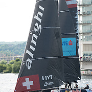Extreme Sailing Alinghi