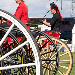 Notts County Show 2017 Two Wheeled Carts