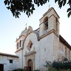Mission San Carlos Borromeo<br /> del Rio Carmelo (Mission Carmel)