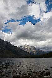 Lake Jenny, Grand Teton National Park, Wyoming