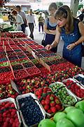 marché Atwater<br /> fleurs