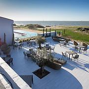 Hotel-Thalasso ATALANTE - Hebergement de l equipe d'espagne - terrasse thalasso - restaurant midi