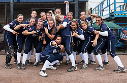 Team France, European Softball Woman Championship 2015.