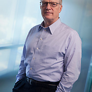 Executive portrait, Sir Ken Robinson, renowned author educator and TED speaker.