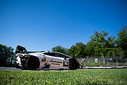 August 6-8, 2020. Lamborghini Super Trofeo, Road America, round 1 race: 16 Madison Snow, Bryan Sellers, Change Racing, Lamborghini Charlotte, Lamborghini Huracan Super Trofeo EVO