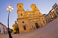 Alberto Carrera, Church of the Incarnation, Santa Fe, Granada, Andalucía, Spain, Europe