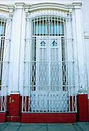 Window in Cardenas, Matanzas, Cuba.