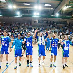 20160722: SLO, Handball - Friendly match, Slovenia vs Croatia