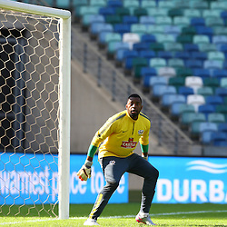 DURBAN, SOUTH AFRICA - Friday 12th June 2015 Action during The Bafana Bafana training session at  Moses Mabhida Stadium on  Friday 12th June 2015 in Durban, South Africa<br /> Photo by Steve Haag