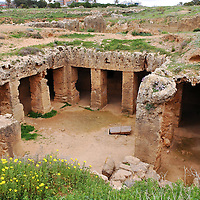 Paphos-Tomb of the Kings