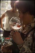 SARA DOCTORS, Opening of the Trouble Club., Lexington St. Soho London. 6 November 2014