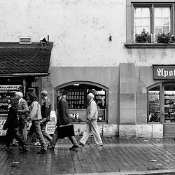 City life<br />