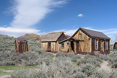 Ghost-Town-Bodie-California-Stock Photos-Pictures