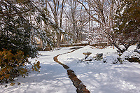 Shoveled Path to Grandview Road. Image taken with a Leica CL camera and 23 mm f/2 lens (ISO 100, 23 mm, f/4, 1/640 sec).