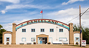 Wellington and Ollie White had to have known the were onto something, when they made their way from Moose Jaw to the shores of Little Manitou Lake in the 1920s. The little resort town was booming, the most popular destination on the prairies. They tore down the old Danceland that had been here before Manitou Beach incorporated in 1919, and built a grand, new dance hall, with horsehair-cushioned maple hardwood flooring. When they flung open the doors for the first time in 1928, it must have been quite the night. Danceland hasn't stood still since.
