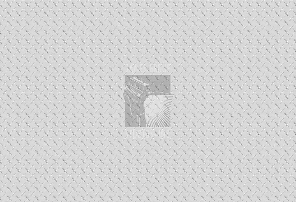 non-skid diamond plate aluminum background