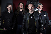 Fallen Empire - Band Promo Shoot by Dublin based music photographer Dan Butler
