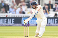 Jonny Bairstow (wk) of England on Day One of the NatWest Test Match match at Lord's, London<br /> Picture by Simon Dael/Focus Images Ltd 07866 555979<br /> 24/05/2018