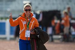 Joyce Heuitink - Freestyle Grade II Para Dressage - Alltech FEI World Equestrian Games™ 2014 - Normandy, France.<br /> © Hippo Foto Team - Leanjo de Koster<br /> 25/06/14