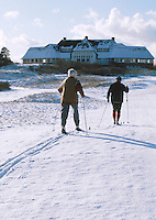 Kennemer GC-Winter-Sneeuw-Skien