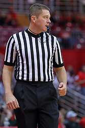 10 December 2016:   Ryan Odneal during an NCAA  mens basketball game between the UT Martin Skyhawks and the Illinois State Redbirds in a non-conference game at Redbird Arena, Normal IL