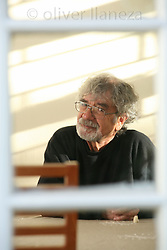 FOTÓGRAFO: Oliver Llaneza ///<br /> <br /> Humberto Maturana para libro Innovación en Chile