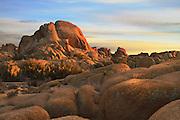 Near Skull Rock in Joshua Tree National Park -- near Palm Springs, California