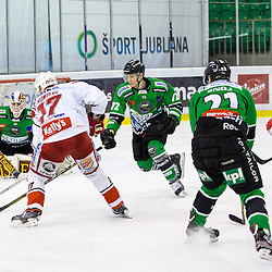 20150217: SLO, Ice Hockey - HDD Telemach Olimpija vs EC KAC