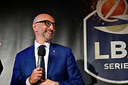 Vitucci Francesco<br /> LBA AWORDS 2018/19<br /> Basket Serie A LBA 2018/2019<br /> Premiazioni Sala Buzzati - Rcs<br /> Milano 13 May 2019<br /> Foto Mattia Ozbot / Ciamillo-Castoria