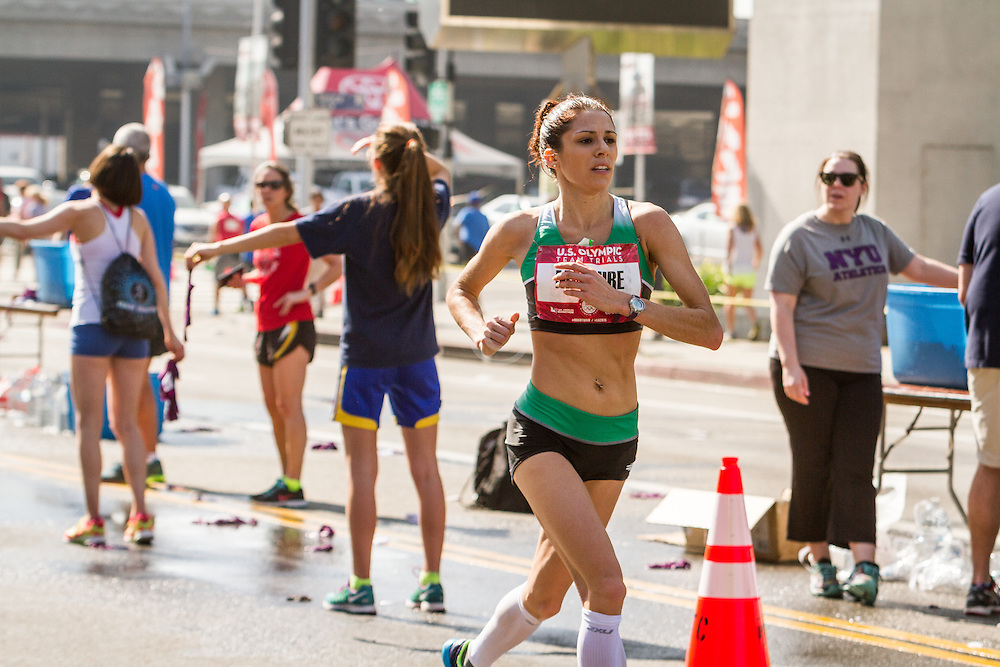 USA Olympic Team Trials Marathon 2016, Keely McGuire, Battle Road TC