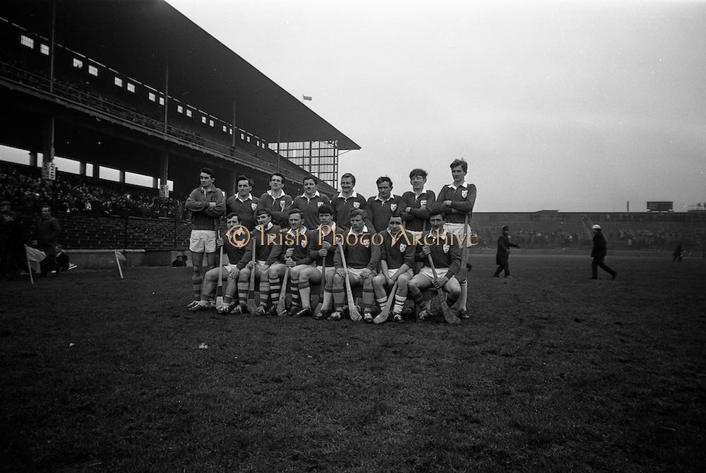 17/03/1969<br /> 03/17/1969<br /> 17 March 1969<br /> Railway Cup Final: Munster v Connacht at Croke Park, Dublin.<br /> Munster team.