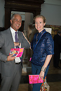 JENNY DYSON, Royal Academy Summer exhibition private view. Piccadilly. London. 3 June 2015
