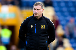 Mansfield Town manager David Flitcroft - Mandatory by-line: Robbie Stephenson/JMP - 12/05/2019 - FOOTBALL - One Call Stadium - Mansfield, England - Mansfield Town v Newport County - Sky Bet League Two Play-Off Semi-Final 2nd Leg
