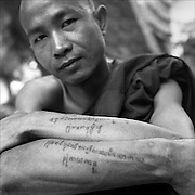 "Series ""Burmese From Myanmar - The Unknown People""."