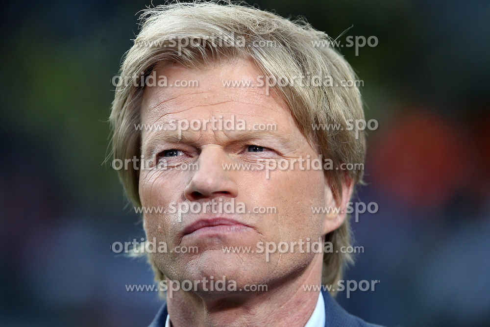24.04.2013, Signal Iduna Park, Dortmund, GER, UEFA CL, Borussia Dortmund vs Real Madrid, Halbfinale, Hinspiel, im Bild Oliver KAHN, Portrait // during UEFA Champions League 1st Leg Semifinal Match between Borussia Dortmund and Real Madrid at the Signal Iduna Park, Dortmund, Germany on 2013/04/24. EXPA Pictures © 2013, PhotoCredit: EXPA/ Eibner/ Alexander Neis..***** ATTENTION - OUT OF GER *****