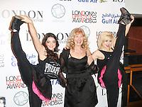 Pineapple Dance Studios, London Lifestyle Awards, The Troxy, London UK, 23 October 2013, Photo by Richard Goldschmidt