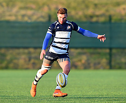 Kalvin Mills (South Africa Schools) of Bristol Rugby Academy U18 - Mandatory by-line: Paul Knight/JMP - 21/01/2017 - RUGBY - SGS Wise Campus - Bristol, England - Bristol Academy U18 v Saracens Academy U18 - Premiership Rugby Academy U18 League