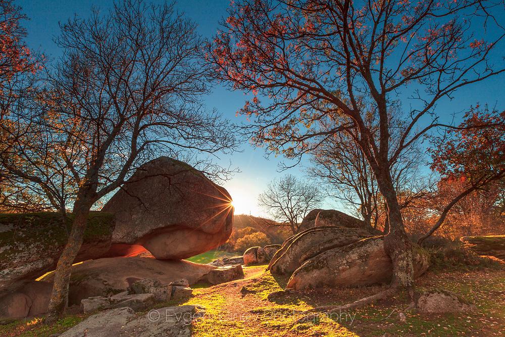 Ancient Thracian sanctuary near Primorsko