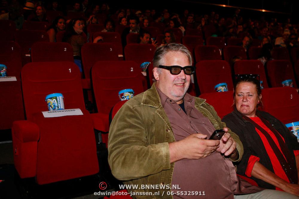 NLD/Amsterdam/20110731 - Premiere film De Smurfen, Jack Wouterse