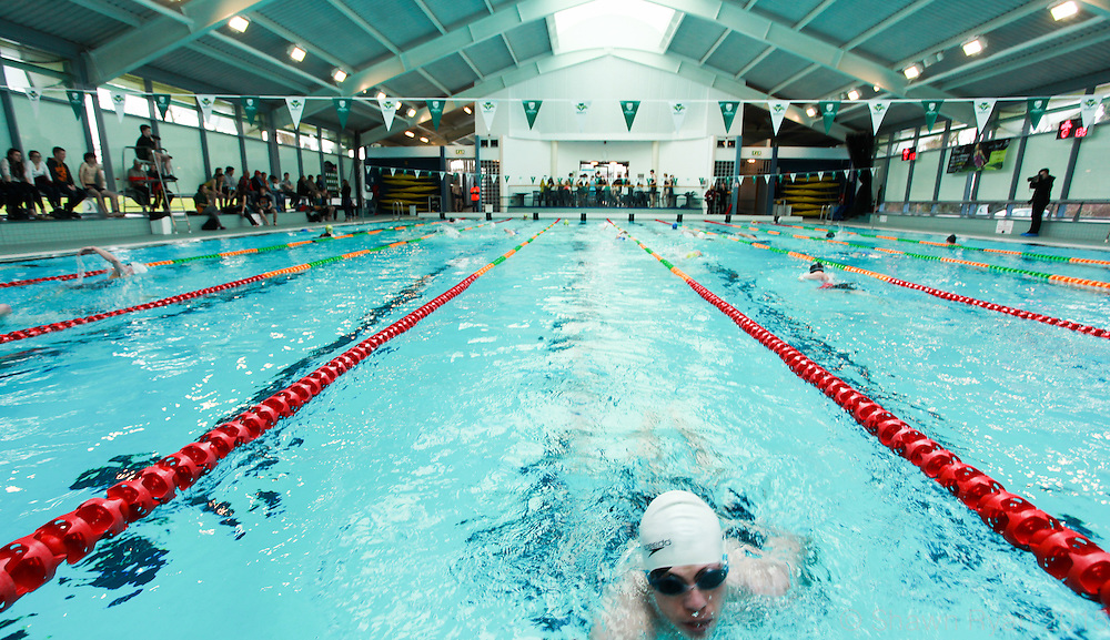 Varsity triathlon<br /> <br /> <br /> The University of Nottingham hosted their first ever triathlon with more than 200 participants taking place on its University Park Campus.<br /> <br /> Photo credit: Shawn Ryan
