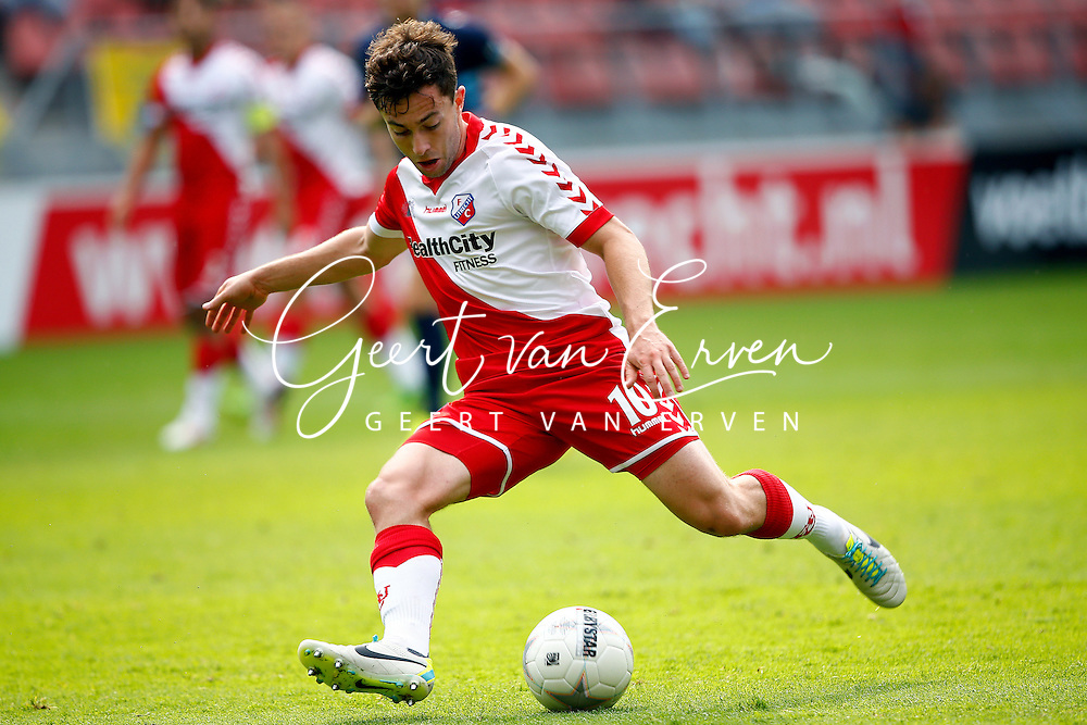 Onderwerp/Subject: FC Utrecht - Eredivisie<br /> Reklame:  <br /> Club/Team/Country: <br /> Seizoen/Season: 2013/2014<br /> FOTO/PHOTO: Tommy OAR ( Thomas Michael OAR ) of FC Utrecht. (Photo by PICS UNITED)<br /> <br /> Trefwoorden/Keywords: <br /> #00 $94 &plusmn;1371811811150<br /> Photo- &amp; Copyrights &copy; PICS UNITED <br /> P.O. Box 7164 - 5605 BE  EINDHOVEN (THE NETHERLANDS) <br /> Phone +31 (0)40 296 28 00 <br /> Fax +31 (0) 40 248 47 43 <br /> http://www.pics-united.com <br /> e-mail : sales@pics-united.com (If you would like to raise any issues regarding any aspects of products / service of PICS UNITED) or <br /> e-mail : sales@pics-united.com   <br /> <br /> ATTENTIE: <br /> Publicatie ook bij aanbieding door derden is slechts toegestaan na verkregen toestemming van Pics United. <br /> VOLLEDIGE NAAMSVERMELDING IS VERPLICHT! (&copy; PICS UNITED/Naam Fotograaf, zie veld 4 van de bestandsinfo 'credits') <br /> ATTENTION:  <br /> &copy; Pics United. Reproduction/publication of this photo by any parties is only permitted after authorisation is sought and obtained from  PICS UNITED- THE NETHERLANDS