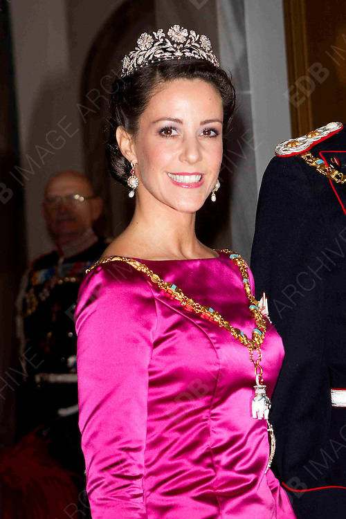 01.JANUARY.2013. COPENHAGEN<br /> <br /> DANISH ROYALS ATTEND THE NEW YEAR RECEPTION AT THE AMALIENBORG PALACE IN COPENHAGEN, DENMARK.<br /> <br /> BYLINE: EDBIMAGEARCHIVE.CO.UK<br /> <br /> *THIS IMAGE IS STRICTLY FOR UK NEWSPAPERS AND MAGAZINES ONLY*<br /> *FOR WORLD WIDE SALES AND WEB USE PLEASE CONTACT EDBIMAGEARCHIVE - 0208 954 5968*